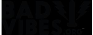 BADVIBES logo